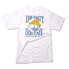 a067cbeb Salty Dog Hanes Beefy-t: This is the