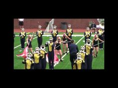 Michigan Marching Band - The Lady Gaga Halftime Show - 2010