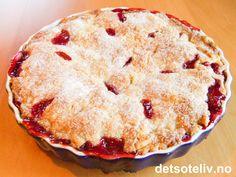 Ellen Von Unwerth, Cindy Crawford, Strawberry Rhubarb Pie, Scones, Granola, Apple Pie, Yummy Food, Delicious Recipes, Sweets