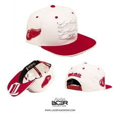 NEW RELEASE // Detroit Red Wing 'Jersey' Snapback // Now Available Online