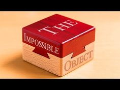 (2) The Impossible Dove Tail Box - YouTube