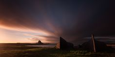Shortlisted, but no further ...Lindisfarne Harbour at Dawn