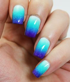 Pretty Girl Science: Bringing Up Old Sh*t: My First China Glaze Polishes