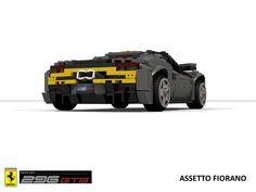 Ferrari 296 GTB Assetto Fiorano (2022) New Ferrari, Lego Vehicles, Power Unit, New Engine, Engine Types, Electric Motor, Sport Cars, The Unit, Sports Car Racing