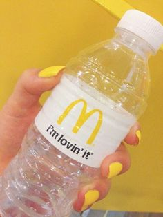 I'm loving it discovered by xoe anabella on We Heart It #tumblr #aesthetic #Yellow #indie #nails #McDonalds #yellow #yellow #McDonalds #cosmiclovver #photooftheday #colors #instafollow #L4L