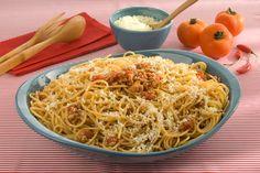 espaguete à mineira