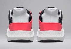 Another year, another EQT. After introducing the EQT Support 93/16 last year, adidas is preparing to roll out the 93/17 Boost model. Taking the iconic silh
