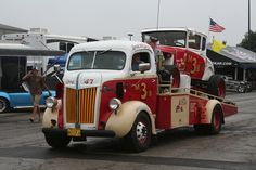 Ford COE Hauler and Hotrod