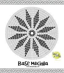 mochila pattern crochet ile ilgili görsel sonucu