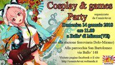 Kagi Nippon He ~ Anime Nippon-Jin: Cosplay & Games party 2018 - Mirano, Italia, 14 ge...