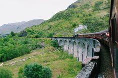 Le viaduc de Glenfinnan  Ecosse