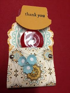 My Creative Corner!: Life Saver Thank You Treat Weekend Project