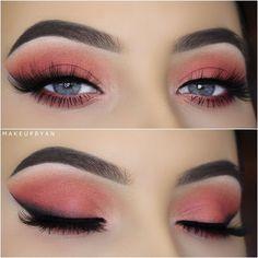 Peachy look by @makeupbyan using VENUS