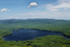 Crystal Lake  In New Hampshire Usa Angie and Avvie went there with their cousins