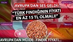 Avrupadan Ses Geldi, Fındık En az 15 TL Olmalı Ordu Altaş  TVde dün akşam yayınlanan Gündem