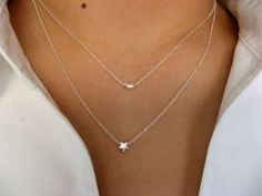29 Dainty Necklaces That You'll Never Want to Take off ...