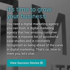 See how we help companies just like yours. Link in bio. Seo Agency, Competitor Analysis, Nice To Meet, Whistler, Case Study, Awesome, Amazing, Vancouver, Digital Marketing