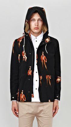 Englishman Parka I Love Ugly, Classic Man, Men Looks, Parka, Menswear, Jackets, Clothes, Shopping, Fashion