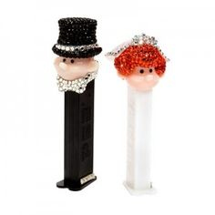 Pez cake toppers are a given.