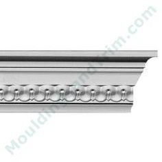 Our polyurethane cornice & crown mouldings will add style and beauty to any room.  MLD212603