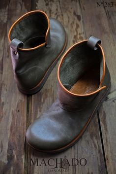 Machado Handmade – leather shoes nº 263 (ecos do ofício)