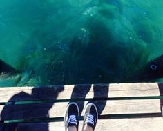 #vans #water #lake