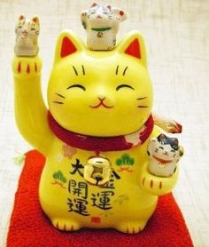 Maneki Neko Lucky Cats