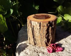 Items similar to Wooden ring box - Engagement ring box - Rustic wedding - Jewelry storage - Gift for her - One of a kind - Acacia - Eco-friendly on Etsy Wooden Ring Box, Wooden Rings, Rustic Wedding Jewelry, Ring Boxes, Desktop Organization, Jewellery Storage, Rustic Style, Gifts For Her, Candle Holders