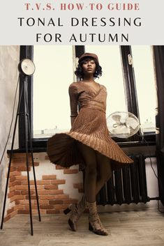 Need a remedy for mid-season outfit boredom? Try tonal dressing a.k.a wearing the same colour head to toe. Read how to style the trend, expert tips and see trends from the runway. Elegant Midi Dresses, Beautiful Dresses, Holiday Dresses, Special Occasion Dresses, Surplice Dress, Beautiful Black Girl, Black Girls Rock, Women Wear, Dressing
