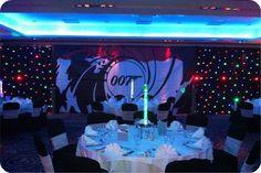 james bond theme party | 007 James Bond Party Theme Ideas  Inspiration