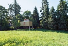 Kid-Friendly Treehouse in Upstate New York | Dwell