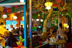 Lynn's Paradise Cafe, Louisville, Kentucky