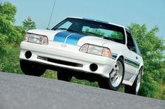 1992 Ford Mustang SAAC MK 1