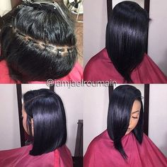 Killing That Braidless Sew In Game - 4 Pics - http://community.blackhairinformation.com/hairstyle-gallery/weaves-extensions/killing-braidless-sew-game-4-pics/