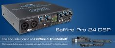 Focusrite - Saffire Pro 24 DSP