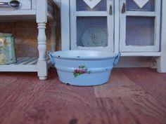Dollhouse Miniature Shabby Chic Farmhouse by IttyBittyAndCute, $13.50