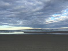 My photo, Ogunquit, Maine beach at low tide. Ogunquit Maine, Maine Beaches, Peterborough, My Photos, Clouds, Fine Art, Water, Painting, Outdoor
