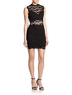 Nightcap Clothing - Dixie Lace Dress