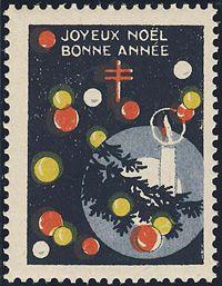 ベルギー クリスマスシール - Pass+Time~伝えたかった雑貨の仕事~