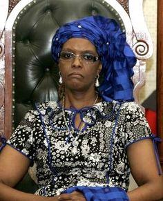 Zimbabwe   Grace Mugabe