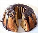 Healing Gourmet - Agave Almond Cake