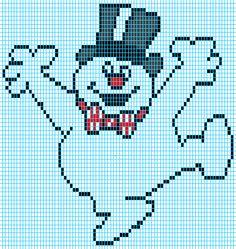 Luvs 2 Knit: Frosty