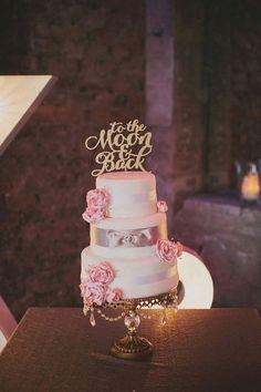 Photo: Maureen Du Preez via Love My Dress; 22 Seriously Adorable Wedding Cakes to Love