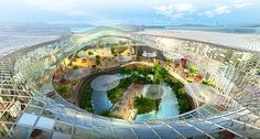 VP Architectes to build one of the largest shopping malls in China