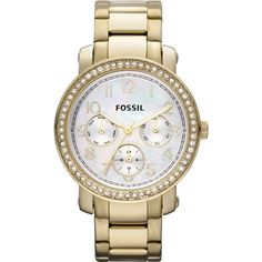 Women's Fossil Watches - Stylish to the core! #WristWatch