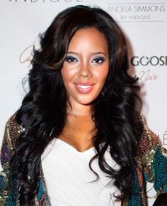 angela simmons hair - Google Search