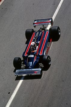 Elio de Angelis, Lotus-Ford Grand Prix of Monaco Lotus F1, Grand Prix, Formula 1, Ford, Peter Wright, Cafe Bike, F1 Drivers, F1 Racing, Indy Cars