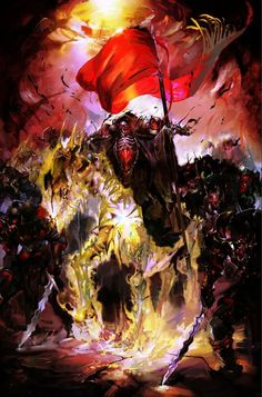 Capa Light Novel Overlord 9 The Magic Caster of Destroy Anime Expo, Otaku Anime, Manga Anime, Overlord Anime Season 2, Mugiwara No Luffy, Anime Artwork, I Wallpaper, Light Novel, Beast
