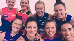 The first two rounds of the AFL's new women's comp. have been a huge success with heaps of people tuning in and rocking up in person. The AFL says it's great, not just for the league, but for women's sport in general. But will it encourage more girls to dream of a career in sport?