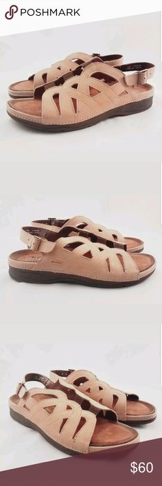 a12ffba3c6097b I just added this listing on Poshmark  Barefoot Freedom New by Drew  Footsavers Sandals.